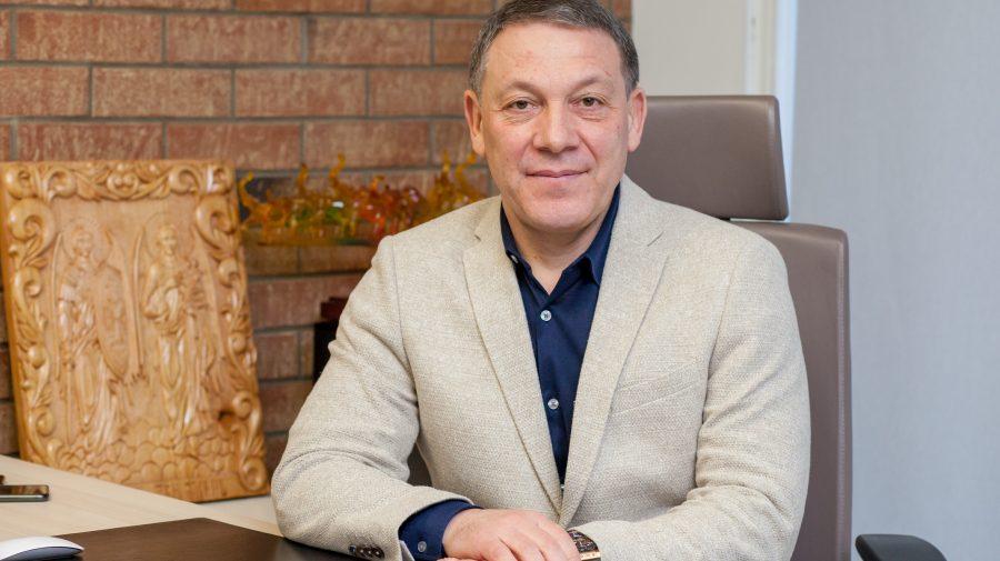 Agenda - Mihail Caraseni, Vicepreședinte Trans Oil: Start creditării fermierilor. Oferim cu 1500lei mai mult pe tonă decât alții