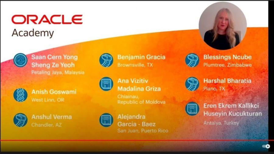 Avem cu ce ne mândri. Două eleve din Republica Moldova au obținut premiul special Oracle Academy