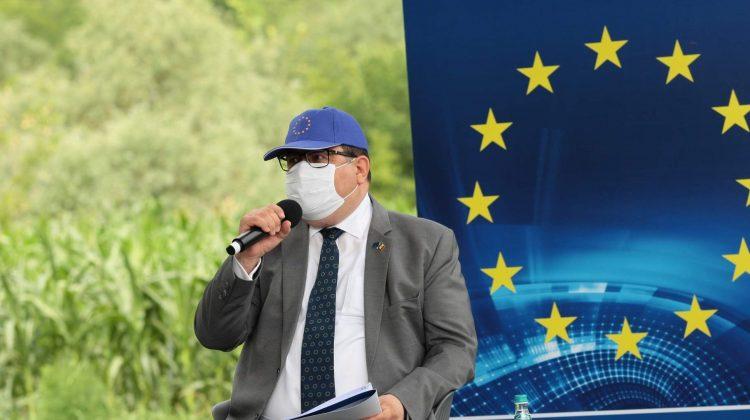 (VIDEO). 9 mai – Ziua Europei. Mesajul ambasadorului UE în Republica Moldova
