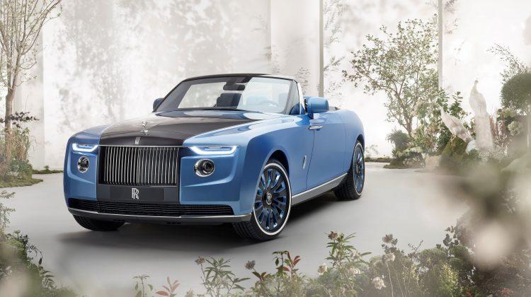 """CEO Rolls-Royce: """"o mașină minunată, magnifică"""". Compania lansează cel mai ambițios model pe care l-a creat vreodată"""