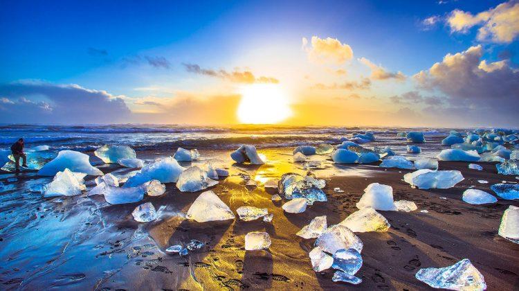 (FOTO) Ai poftă de o vacanță ieșită din comun? 10 dintre cele mai neobișnuite plaje din lume
