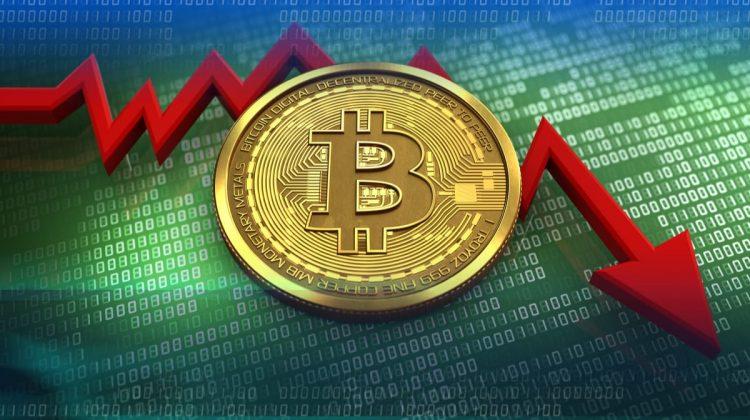 Piața criptomonedelor a pierdut 270 de miliarde de dolari după ce prețul Bitcoin scade sub 40.000 de dolari