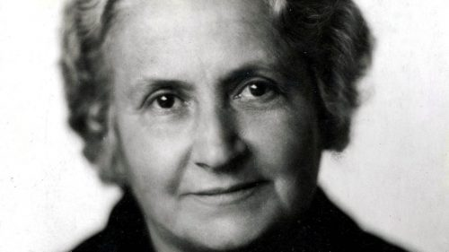Povestea Mariei Montessor, profesoara genială care și-a abandonat fiul. Sistemul ei e folosit de milioane