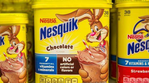 Eroii din desenele animate de pe cutiile cu alimente – interziși în mai multe țări. Iată motivul și FOTO