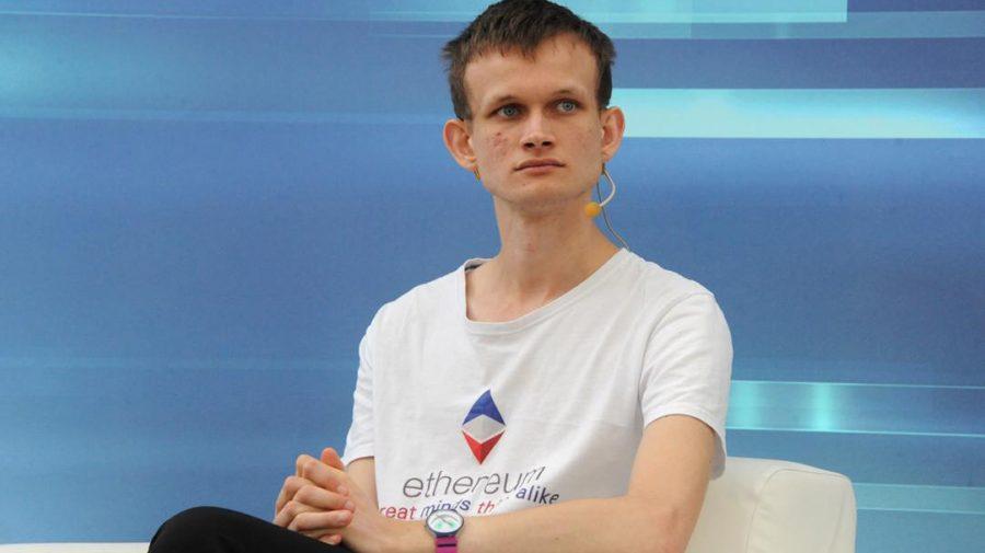 Cofondatorul Etherum, Vitalik Buterin, a încetat să mai fie miliardar. Averea lui a scăzut cu aproximativ 40%
