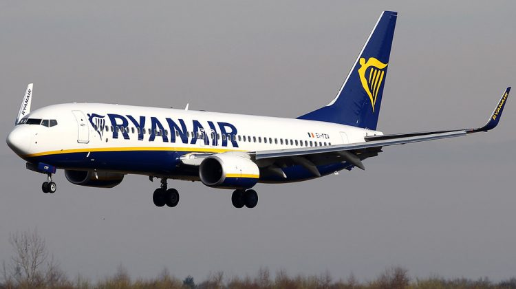 "Italia a amendat Ryanair cu 4,2 milioane de euro. Compania aeriană a avut ""un comportament extrem de incorect"""