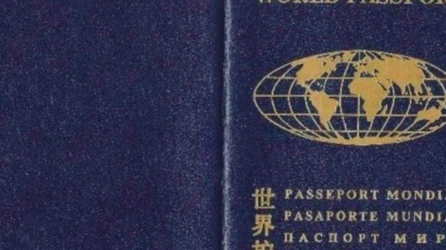 Ce este pașaportul unui cetățean al lumii și ce putere are