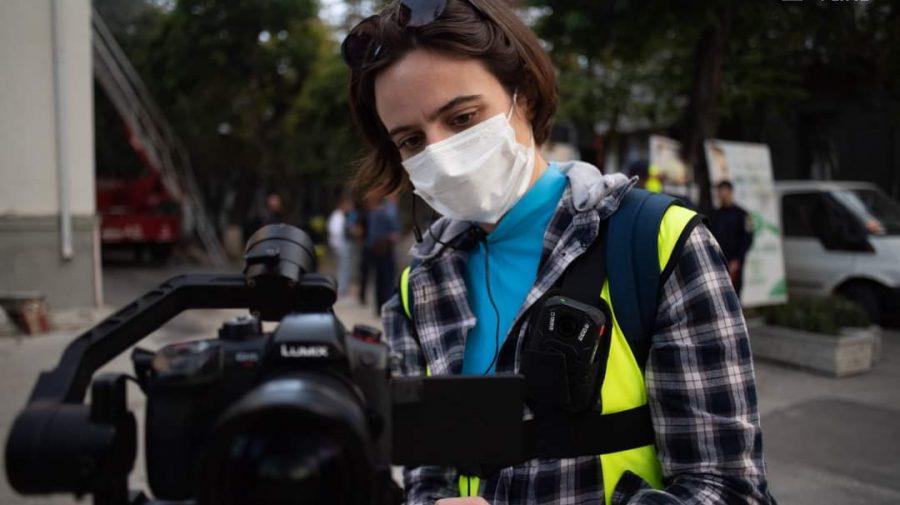 (VIDEO) Totul despre proiectul 24 FRONT LINE de Anastasia Primov, într-un interviu unic pe REALITATEA.MD și RLIVE TV