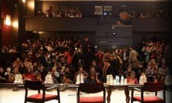"""Spectacolul """"Miliardul"""", în regia unui dramaturg estonian, difuzat la un teatru din Chișinău. """"E despre ispita banului"""""""