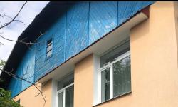 La grădinița de copii din satul Chițcanii Vechi, raionul Telenești au avut loc lucrări de eficientizare energetică