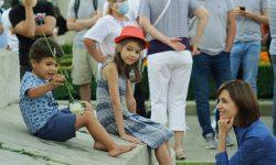 """""""Toți copiii merită. Toți copiii pot."""" Mesajul Președintei Maia Sandu de Ziua Internațională a ocrotirii copilului"""