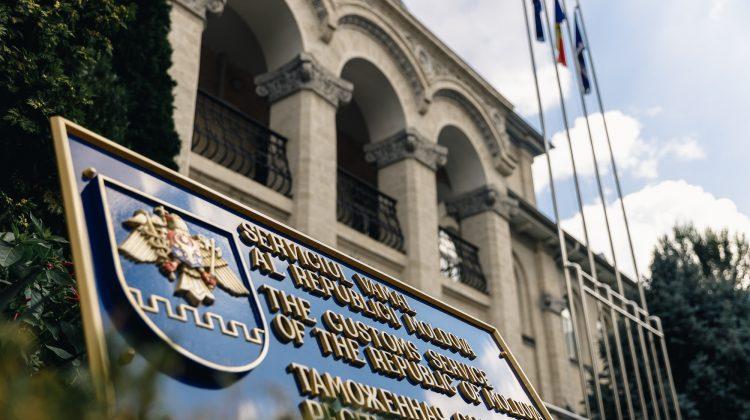Încasările Serviciului Vamal la bugetul de stat au crescut cu 25% în primele cinci luni ale anului