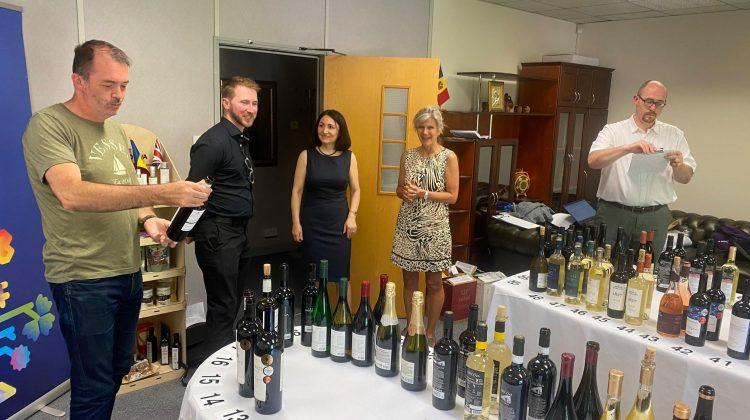 Vinurile moldovenești, înalt apreciate în Marea Britanie! Jamie Goode: Moldova are vinuri foarte bune