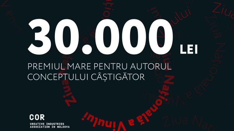 Concurs organizat de Wine of Moldova cu premiu de 30.000 de lei. Pot participa designeri grafici, ilustratori