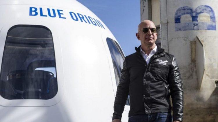 La ce pericole se expune Bezos călătorind în spațiu. Miliardarul lumii riscă totul pentru 11 minute în cosmos