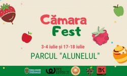 CĂMARA FEST vă invită la Târgul de pomușoare: goji, zmeură, căpșuni, mure de la peste 80 de producători autohtoni