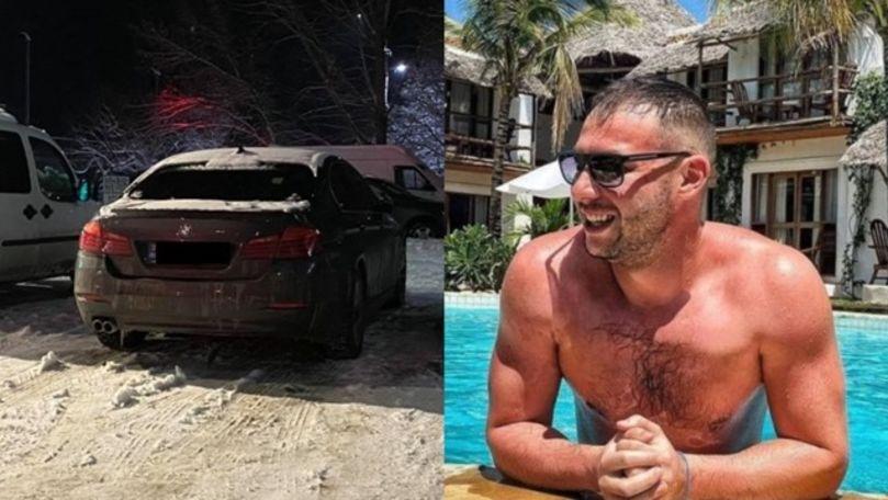 Tânărul director FEE-NORD și-a scos automobilul de lux la vânzare. Vrea 22.000 euro. Cum arată BMW-ul