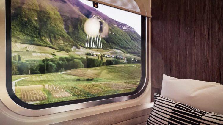 """(FOTO) Concept inedit în Franța: """"Hoteluri de lux"""" pe șine care vor lega Parisul de marile orașe ale Europei"""