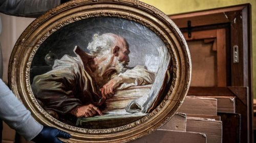 """O pictură """"uitată"""" se dovedește a fi o capodoperă din secolul al XVI-lea. A fost vândută cu 9 milioane $ la o licitație"""