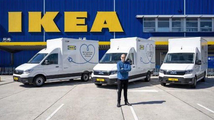 IKEA Franţa își spiona angajații. Amendă de 1 milion EUR și 2 ani de închisoare cu suspendare, pentru fostul director