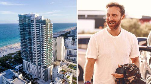 (FOTO) David Guetta își vinde apartamentul de pe malul oceanului din Miami. Acceptă doar Bitcoin sau Ethereum