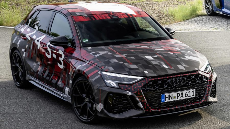 (VIDEO/FOTO) O nouă lansare de la Audi! Mașina poate atinge viteza maximă de 290 km/h. Cât va costa