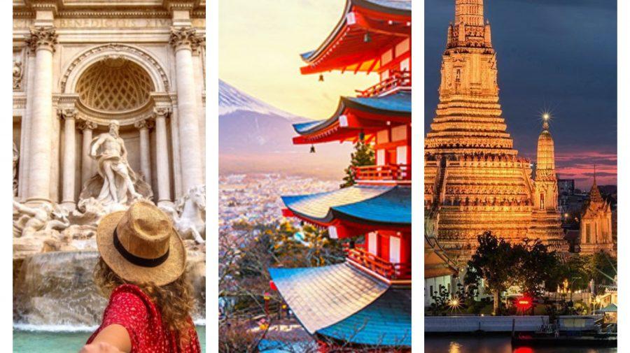 (FOTO) TOP 14 orașe ale lumii pe care să le vizitezi în vara 2021. Motivele pentru care sunt atrași turiștii