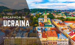 Escapade de weekend în Ucraina: Ce să facă Moldovenii pentru a nu sta în carantină+ idei de destinații pentru călătorii