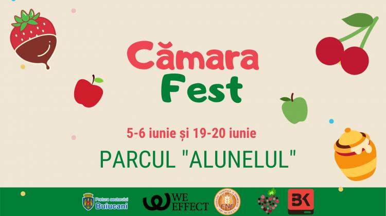 """""""Cămara Fest"""" revine! Ce produse vei găsi la iarmarocul producătorilor locali"""