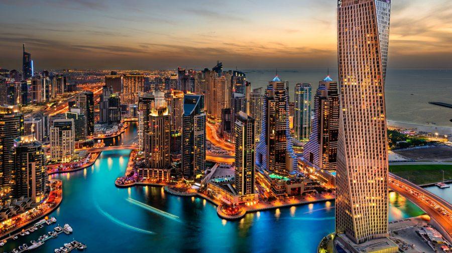 (FOTO) TOP 10 dintre cele mai faimoase clădiri din Dubai: de la Burj Khalifa la Muzeul Viitorului