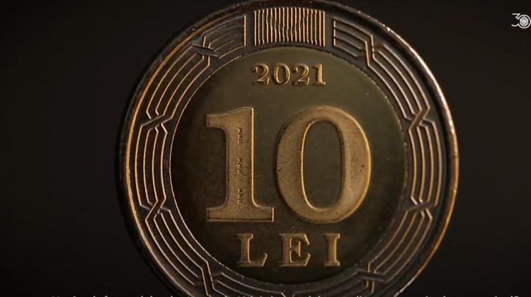 (VIDEO) #30deaniBNM! Este pusă în circulație o monedă comemorativă dedicată aniversării de 30 de ani. Cum arată