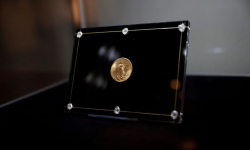 Sumă record pentru o monedă din aur! A fost vândută cu 18,9 milioane de dolari