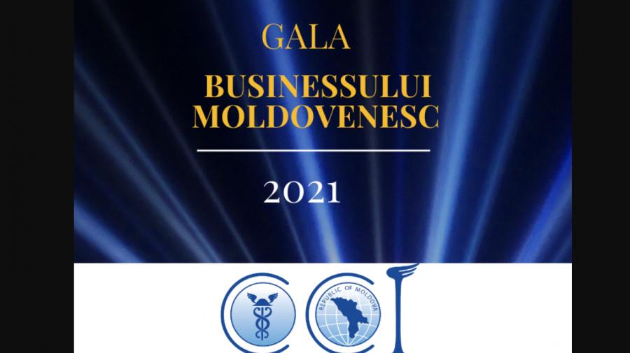 """""""Gala Businessului Moldovenesc""""! Vor fi premiați învingătorii concursului """"Marca Comercială a anului"""""""