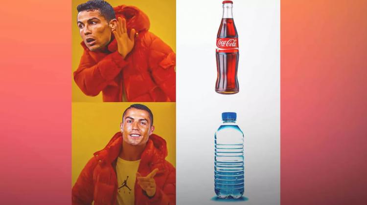 (VIDEO) Gestul lui Cristiano Ronaldo care a costat Coca Cola miliarde de dolari: lovitura imprevizibilă