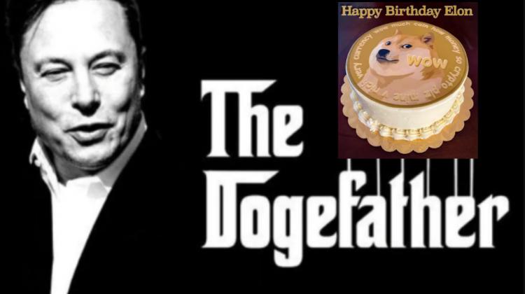 Miliardarul Elon Musk împlinește astăzi 50 de ani. #TheDogefather, memuri amuzante și mesaje ingeniose