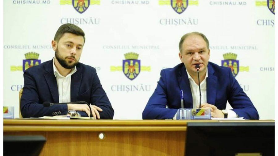 """(LIVE) Ion Ceban îl demite pe Victor Chironda?!  """"Eu nu pot să răspund tuturor inacțiunilor sale"""""""