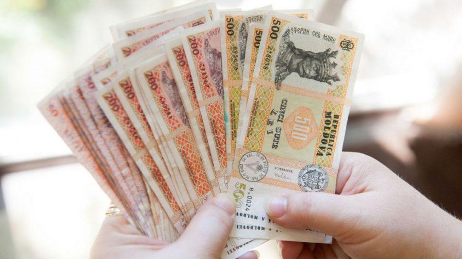 Aici se plătesc lefuri mai mari de 2,3 ori decât media pe economie. Cine obțin cele mai mari salarii în RM