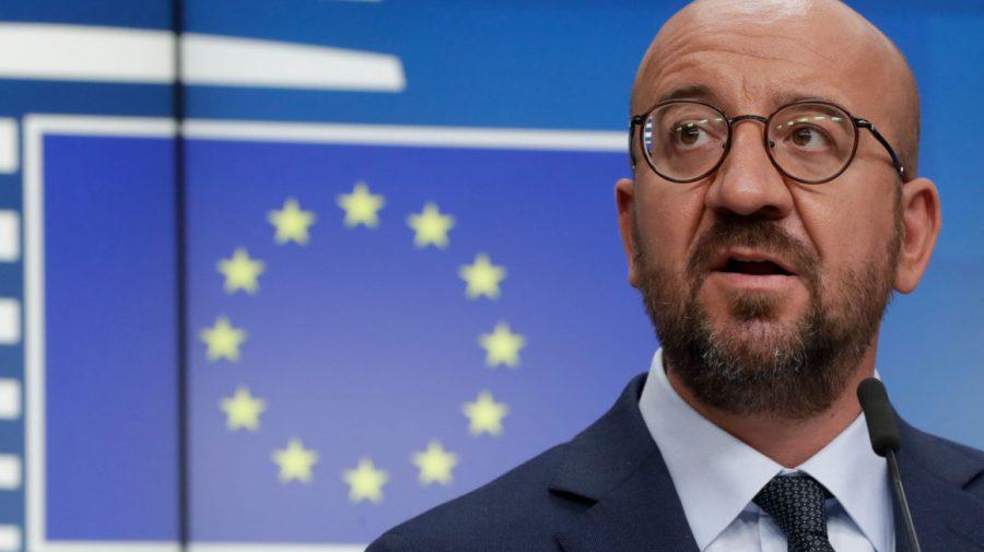 Preşedintele Consiliului European denunță decizia Belarus de a-și suspenda participarea la Parteneriatul Estic