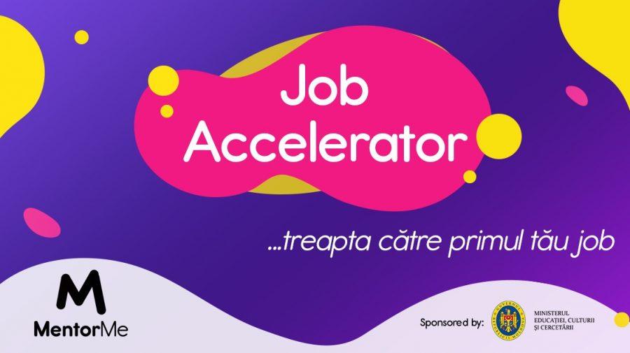 """MentorMe lansează """"JobAccelerator"""" – primul curs online de orientare și ghidare în carieră din Republica Moldova"""