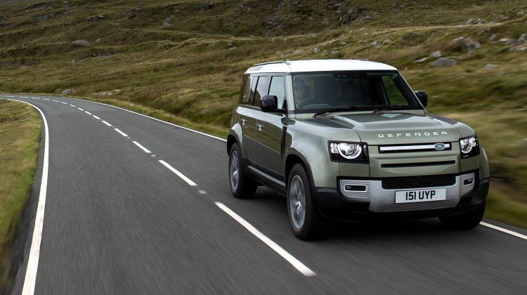 Land Rover s-a apucat să facă un Defender electric ce va consuma hidrogen. În acest an încep testările