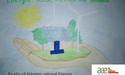 """STOP concurs! AEE anunță încheierea concursului ,,Eu știu să folosesc rațional Energia"""""""