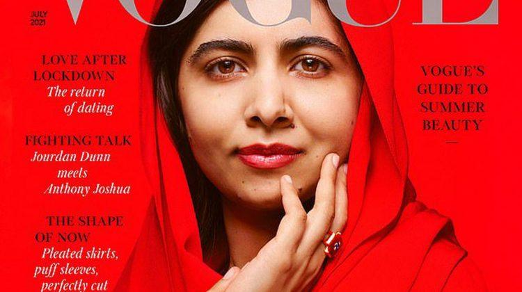 Activista pakistaneză Malala va apărea pe coperta revistei britanice Vogue în luna iulie. Ce ținute va purta