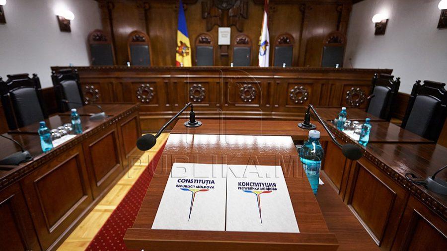 """După jumătate de zi de ședință CSM, concursul pentru funcția de judecător CCM a fost anulat. """"Nu întrunesc condițiile"""""""