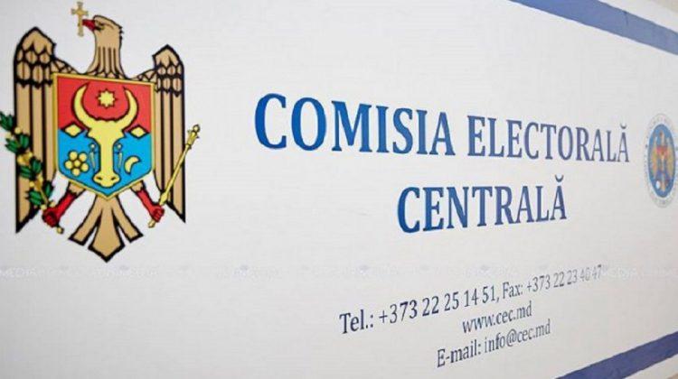 CEC a întrerupt până duminică examinarea subiectului privind rapoartele financiare