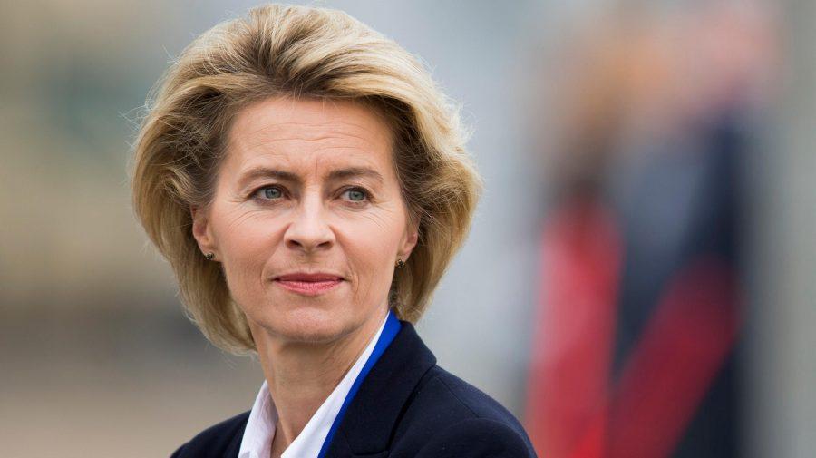 Șefa Comisiei Europene a început turneul pentru anunțarea planurilor de redresare și reziliență