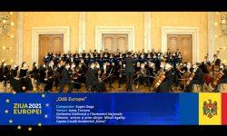 (VIDEO) Odă Europei- piesa lansată de Eugen Doga, dedicată Uniunii Europene