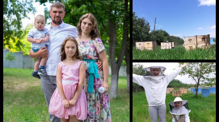 Istoria afacerii dulci lansată de soții Bandur din Durlești: Este foarte greu să dezvolți ceva când nu depinde de tine
