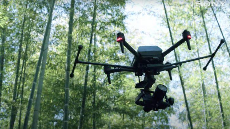 Sony lansează prima sa dronă, Airpeak S1 – una dintre cele mai scumpe de pe piață. Va costa peste 9.000 de dolari
