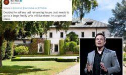 (FOTO) Elon Musk a scos în vânzare și ultima sa casă. Cât vrea pe ea miliardarul