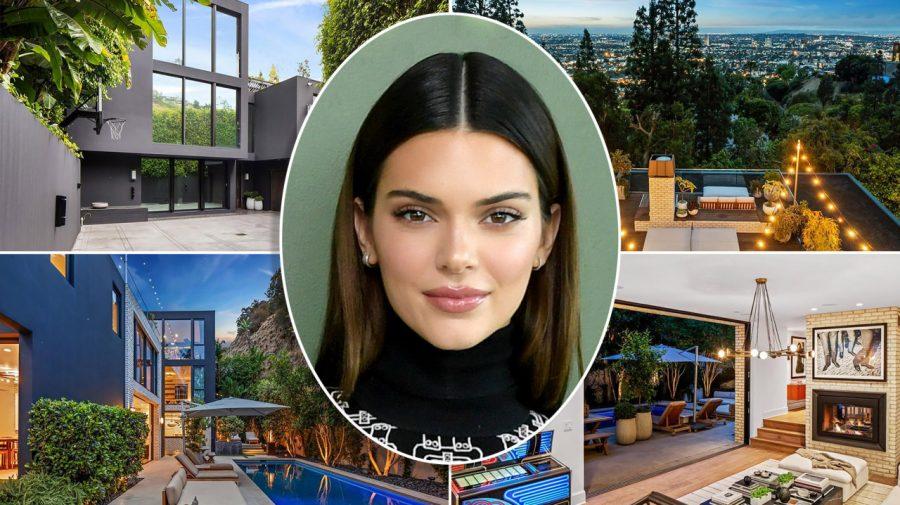 (FOTO) Cum arată fosta casă a modelului  Kendall Jenner din Los Angeles. Se vinde cu 8,5 milioane de dolari